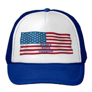 Every Vote Counts! - Trucker Hat