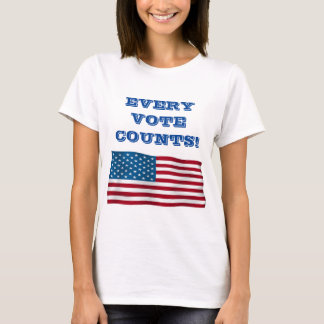 Every Vote Count's - Women's T-shirt