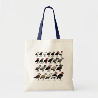 Every Vulture Budget Tote Bag