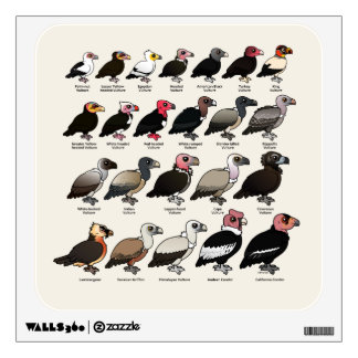 Every Vulture Wall Decal