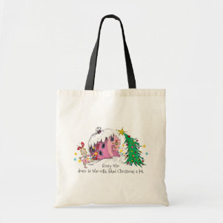 Every Who in Who-ville, liked Christmas a lot. Tote Bag