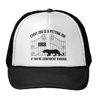 Every Zoo Is A Petting Zoo Hats