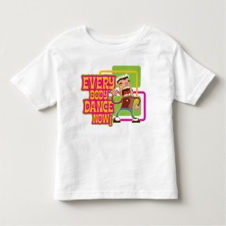 Everybody Dance toddler shirt
