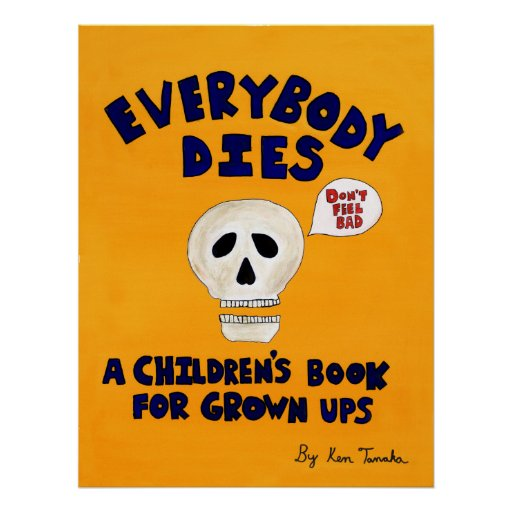 Everybody Dies Cover Poster