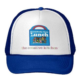 Everybody Eats Lunch Trucker Hat