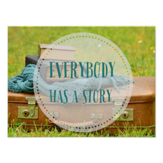 Everybody Has a Story Poster
