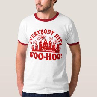 Everybody Hits Phillies Classic T Shirt