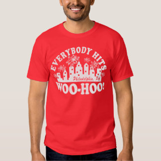 Everybody Hits Phillies Classic T-shirts