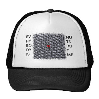 Everybody is Nuts! Trucker Hat