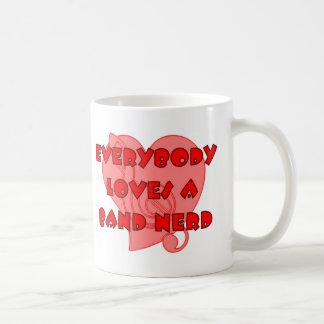 Everybody Loves A Band Nerd Mug