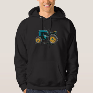 Everybody loves a big old tractor! hoodie