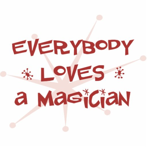 Everybody Loves A Magician Photo Sculpture