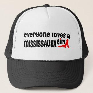 Everybody loves a Mississauga Girl Trucker Hat