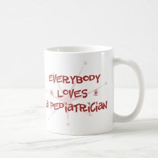 Everybody Loves A Pediatrician Coffee Mug