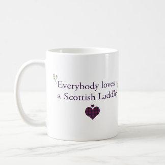 Everybody loves a Scottish Laddie Coffee Mugs