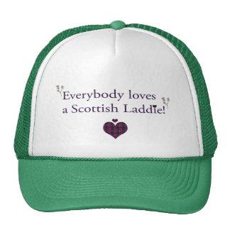 Everybody loves a Scottish Laddie! Trucker Hat