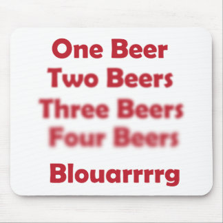 Everybody Loves Beer Mouse Pad