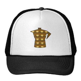 Everybody loves coffee trucker hat