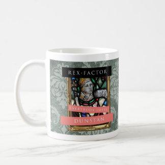 Everybody Loves Dunstan, Mug Patterned