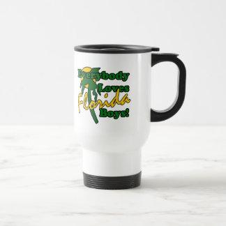 Everybody Loves Florida Boys Travel Mug