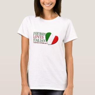Everybody Loves Italian T-Shirt