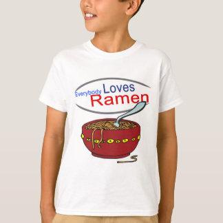 Everybody Loves Ramen Parody T-Shirt