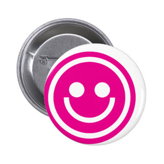 Everybody loves Smiles Pinback Button