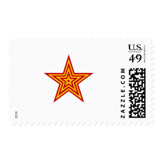 Everybody loves Stars Postage
