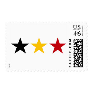Everybody loves stars postage stamps