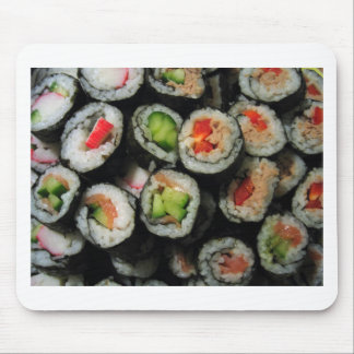 Everybody Loves Sushi! Mouse Pad