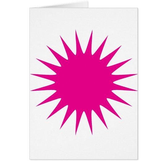 Everybody loves the Sun Card