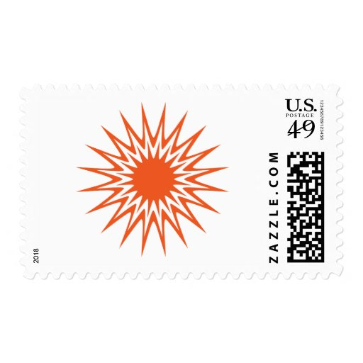 Everybody loves the Sun Postage Stamp