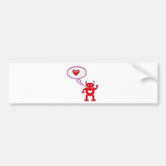everybody need LOVE Car Bumper Sticker