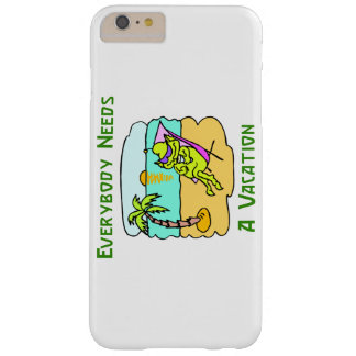 Everybody Needs A Vacation Barely There iPhone 6 Plus Case