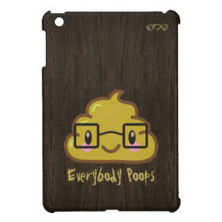 everybody poops - featuring smarty poo case for the iPad mini