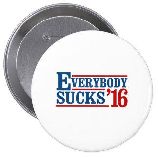 Everybody Sucks 2016 - -  Button