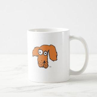 Everybody's dog Orange Classic White Coffee Mug