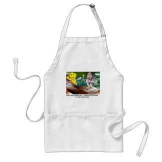 Everybody's In Therapy Funny Tees Mugs Cards Gifts Adult Apron