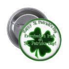♣ Everybody's Irish on St. Patrick's Day! ♣ Pins