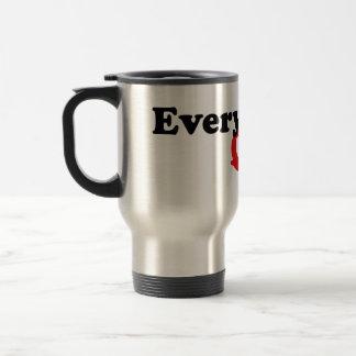 Everybody's Queer Travel Mug