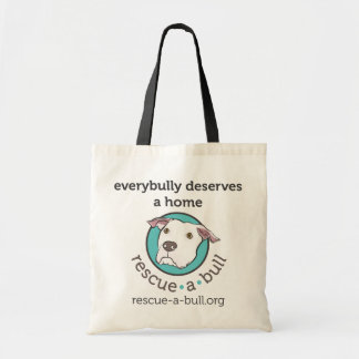 everybully tote canvas bag