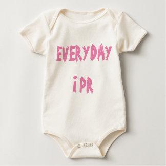 Everyday a PR Baby Bodysuit