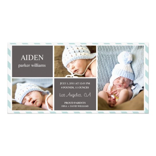 EVERYDAY BABY | BIRTH ANNOUNCEMENT