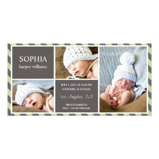 EVERYDAY BABY | BIRTH ANNOUNCEMENT PHOTO CARD