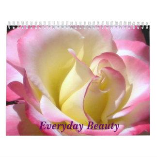Everyday Beauty Calendar