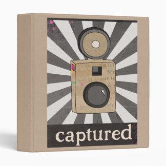 Everyday Camera Lovers Vinyl Binder