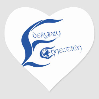 Everyday Connection Heart Stickers