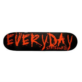 Everyday Graffiti Skateboard