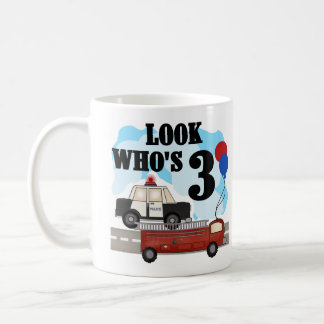 Everyday Heroes 3rd Birthday Coffee Mug