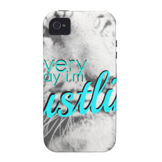 Everyday I m Hustling iPhone 4 Covers